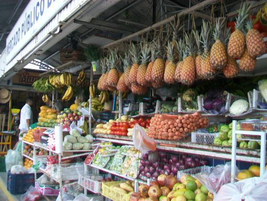 Mercado Publico de Tambau