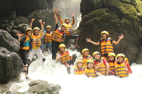 Body Rafting Green Canyon Picture of Ghaida Body Rafting Green