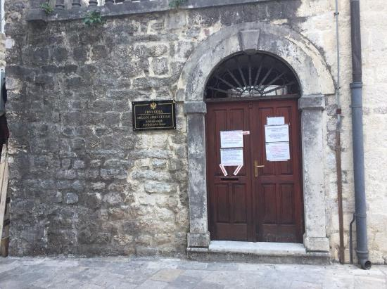 Historical Archives of Kotor