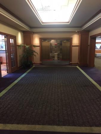 East Saint Louis, IL: Grand Lobby