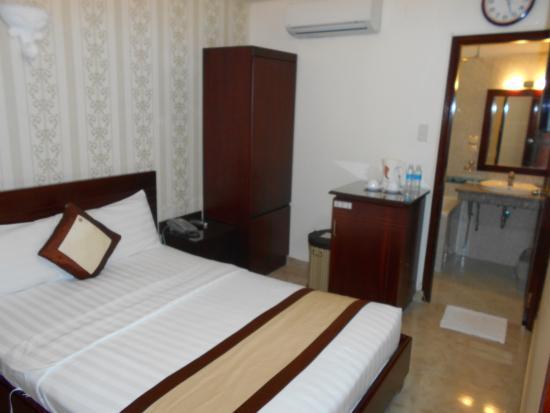 โรงแรมฮวงเลี่ยน: ห้อง/สวีท