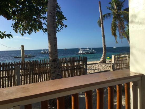 Dano Beach Resort: view