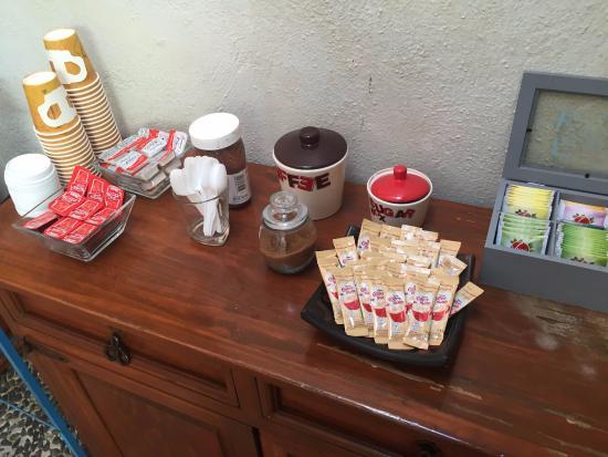 Hotel Trebol: Desayuno