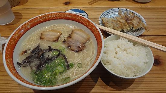 Menkuiya Hakata Eki Higashi
