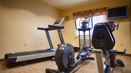 Scott City, KS: Fitness Center