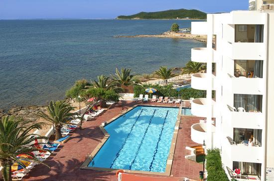 Aparthotel Jabeque Soul: piscina