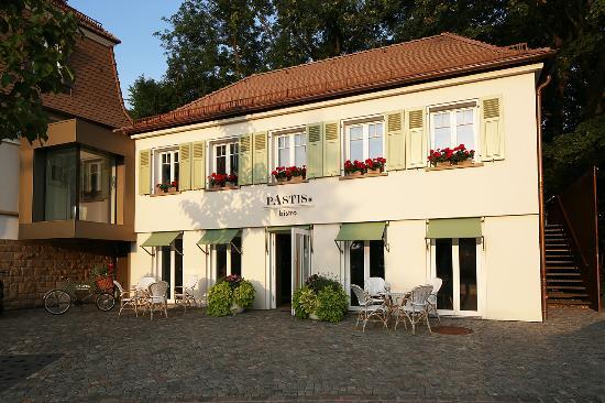 SaarLouis, Germany: Das Bistro Pastis