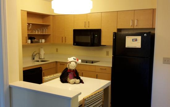 "Not a kitchen ""ancillary"": Herold Little is our travel mate and mascot"