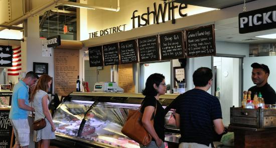 The District Fishwife
