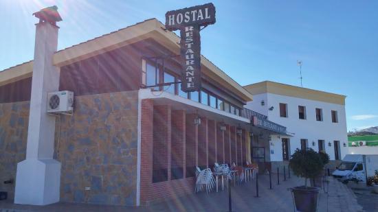 Cartajima, สเปน: Exterior