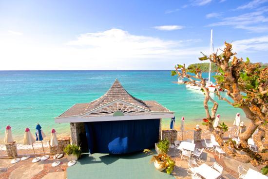 Shaw Park Beach Hotel Spa Dining Area