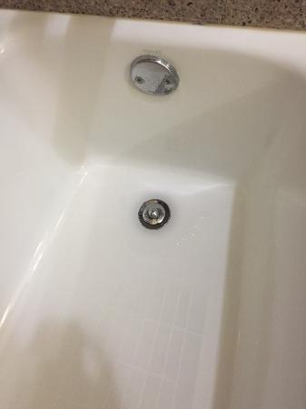 Hidalgo, Техас: Bañera con agua.
