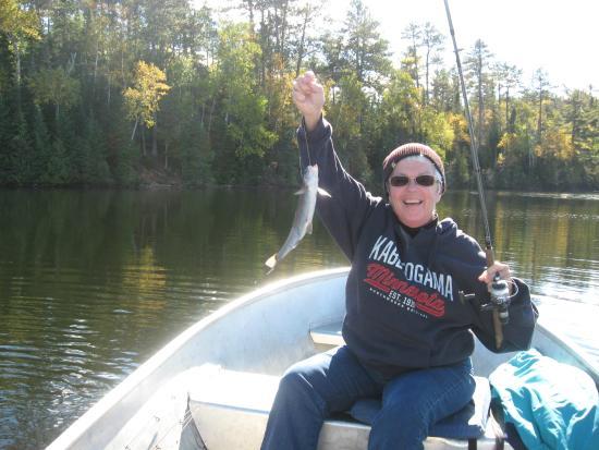 Grand Marais, Minnesota: Guided trout fishing trip