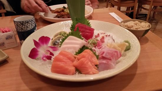 Levittown, PA: Sashimi Dinner