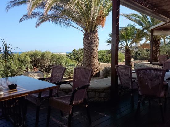 Grand Palladium Palace Ibiza Resort & Spa: Stranbar