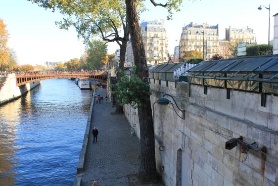 les quais de la seine picture of river seine paris tripadvisor. Black Bedroom Furniture Sets. Home Design Ideas
