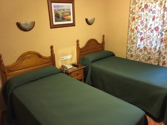 Zeus Hotel Malaga: Twin room