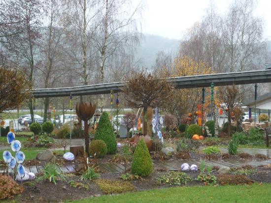 Weinfurtner Glasdorf: Aussenbereich