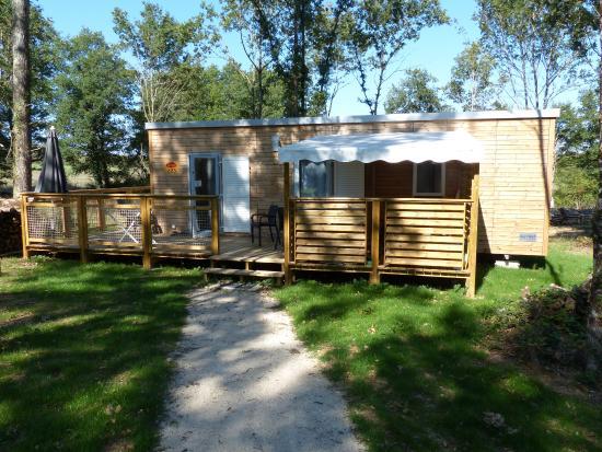 Mesland, Francia: Cottage Key West (Nr. 603) - Außenansicht