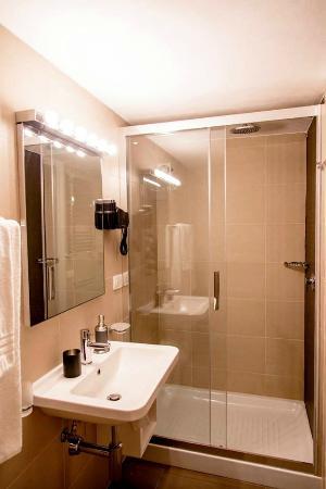 Residenza Maximus: Maximus Suites - la toilette