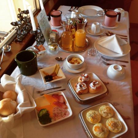 Whittier, Kuzey Carolina: Breakfast