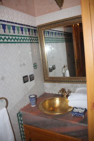 Dar Al Madina Al Kadima : wc