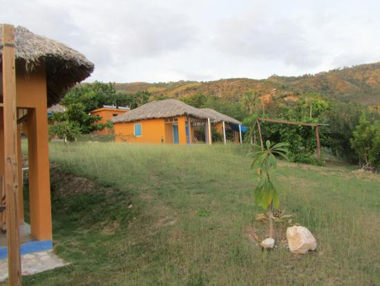 Marigot, Haití: Grounds & Bunglaows