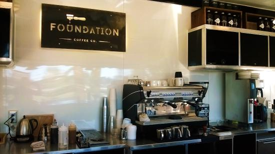 Cool Coffee Cafe In Riverview - Review of Foundation Coffee Co ...