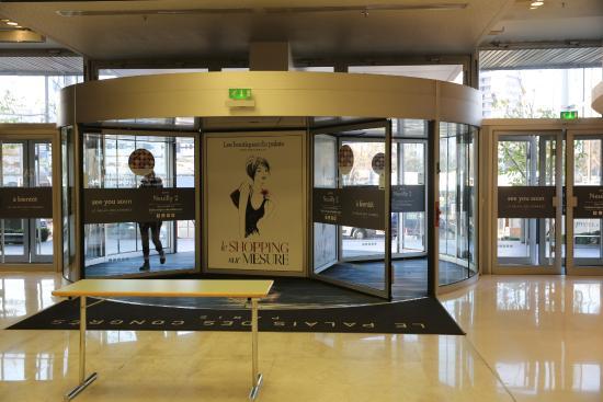 Paris palais des congr s porte maillot galerie for Hotel paris porte maillot
