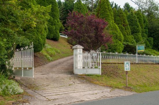 Monthou-sur-Cher, Prancis: L'entrée