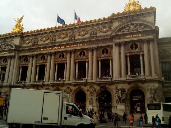 Paris, France: Accademia Nazionale della Musica