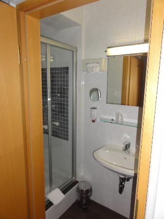 Hotel Huberwirt: Badezimmer