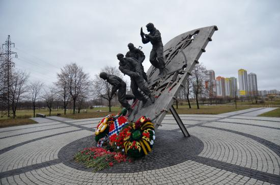 Monument to Soldiers of Special Divisions of Russian Federation