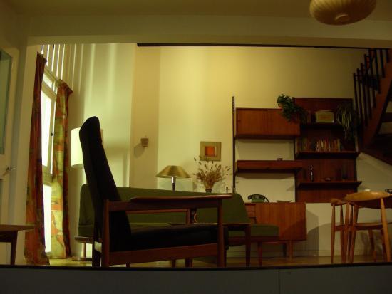 geffrye museum wohnzimmer der 60er jahre bild von geffrye museum london tripadvisor. Black Bedroom Furniture Sets. Home Design Ideas