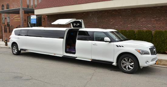 Automotive Luxury Limo \u0026 Car Service: Infinity Stretch Limousine w Jet Doors : jet doors - Pezcame.Com