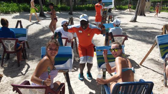 Vista Sol Punta Cana: sexy belly