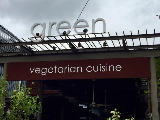 Outside picture of green vegetarian cuisine san antonio - Green vegetarian cuisine ...