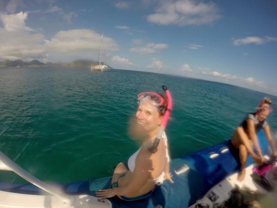 Bubble Shop: Snorkeling em Tintamarre