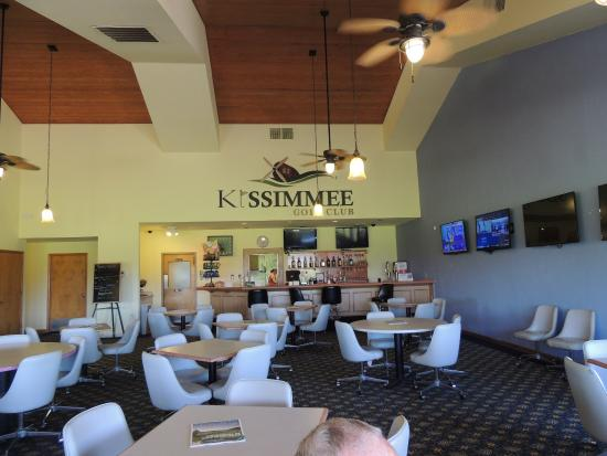 Kissimmee Golf Club : clubhouse