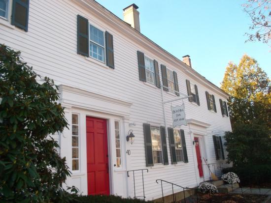 Blue Hill, Maine: Blue Hills Inn