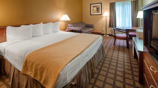 BEST WESTERN Plaza Hotel Saugatuck: Guest Room