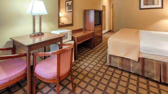 BEST WESTERN Plaza Hotel Saugatuck : Guest Room