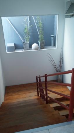 Abadia Hotel Apart: Escalera 1er Piso