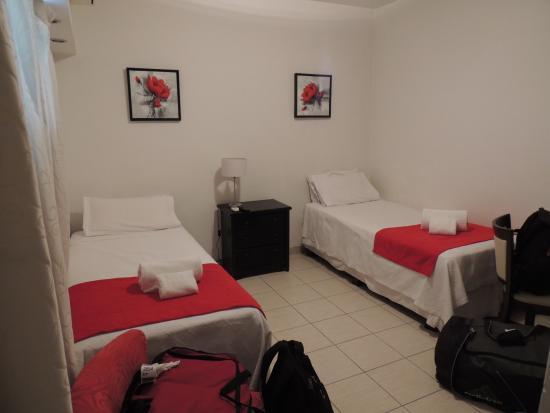 Abadia Hotel Apart: Habitación