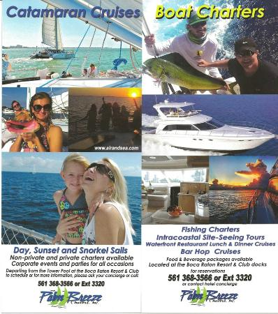 Palm Breeze Charters: #catchthebreeze  #sailaway  #PalmBreezeCharters