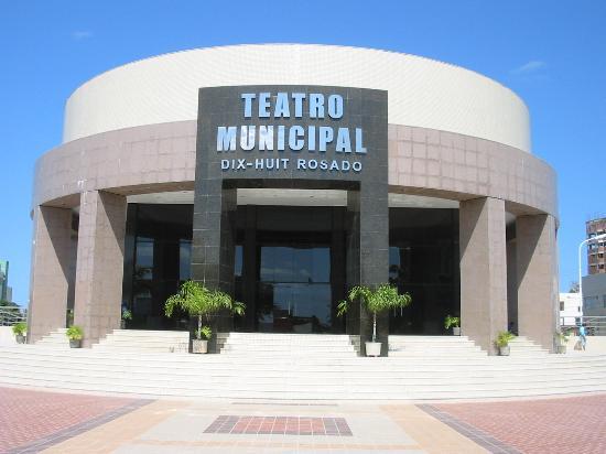 Dix-Huit Rosado Municipal Theater