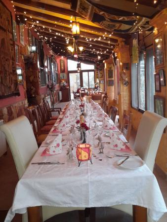 Casa Joya Guesthouse Restaurant: Celebrate