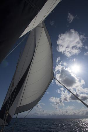 Mission Beach, Australia: Sailing