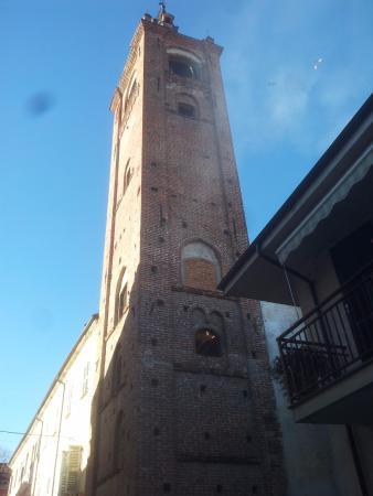 Rocca de Baldi, Ý: Particolare di una torre