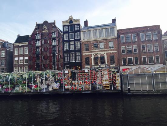 Floating Flower Market.Floating Flower Market Review Of Bloemenmarkt Amsterdam